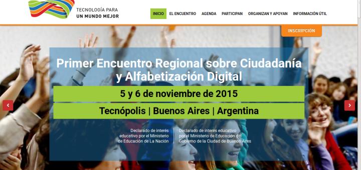 Alfabetización digital y ciudadanía en Tecnolópolis